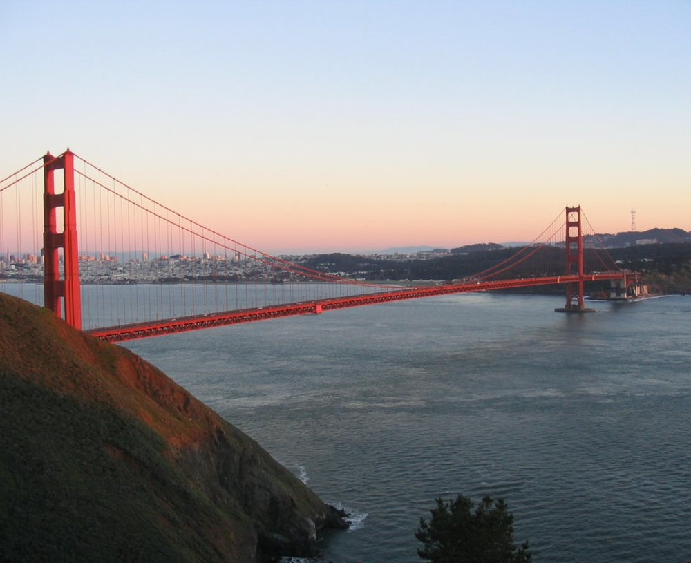 Present your project to experts in San Francisco
